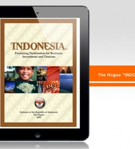 The HAGUE Indonesia – Book Layout Design