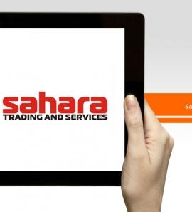 Sahara – Logo Design