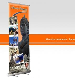 Maestro Indonesia – Banner Design