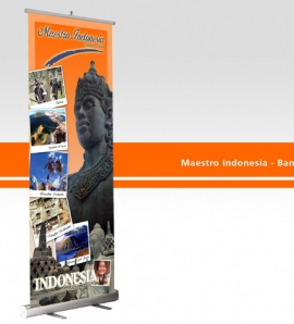 Maestro Indonesia – Banner Design + Production