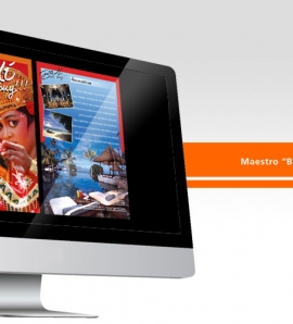 Maestro Indonesia – Catalog Layout Design
