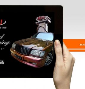 MAI – Opening Invitation Design