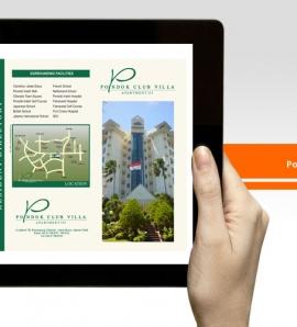 PCV Apartment – Brochure Design