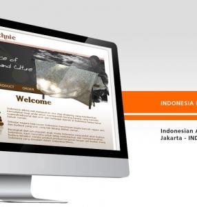INDONESIA ETHNIC – Website Design