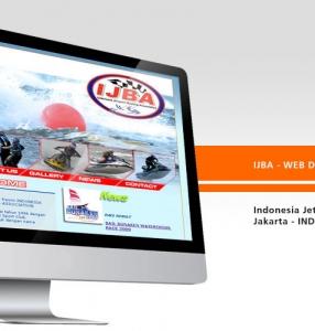 IJBA – Website Design