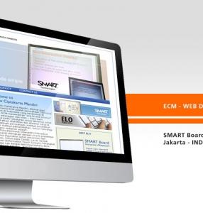 ECM – Website Design