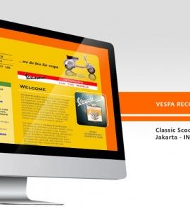 Vespa Record