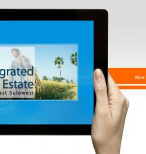 Rice Estate – Bookled Design