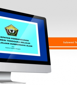 Sulawesi Tenggara – Animation Presentation Design