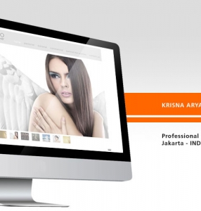 KRISNA ARYANTO – Website Design