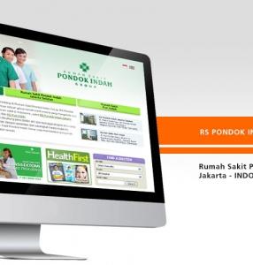 RS PONDOK INDAH GROUP – Website Design