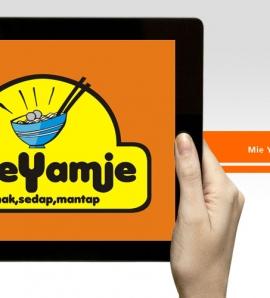 Mie Yamie – Logo Design
