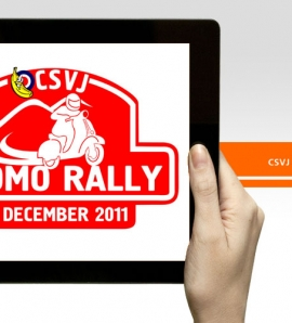 CSVJ Bromo Rally – Logo Design