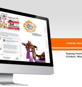 TOPENG NUSANTARA – Website Design