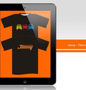 Jimny – TShirt Design