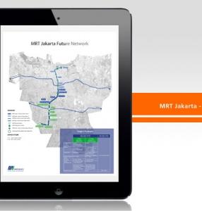 MRT Jakarta – Poster Design