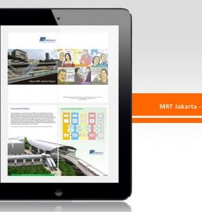 MRT Jakarta – Bookled Design