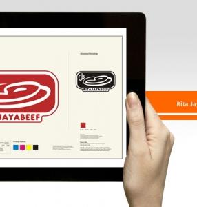 Rita Jaya Beef – Logo Design