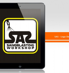 SAS – Logo Design