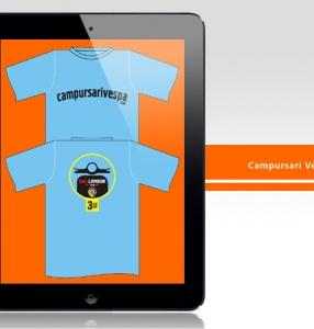 Campursari Vespa – TShirt Design
