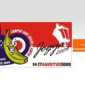 Campursari Vespa – Banner Design