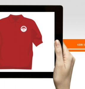 KBRI Belanda – Polo Shirt Design + Production