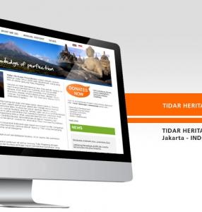 TIDAR HERITAGE FOUNDATION – Website Design
