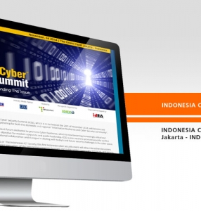 INDONESIA CYBER – Website Design