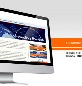 STI INDONESIA – Website Design