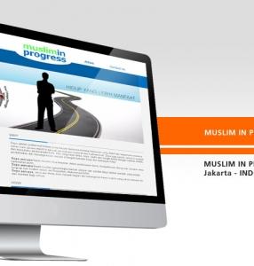 MUSLIM IN PROGRESS – Website Design