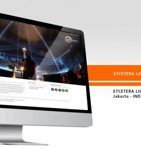 ETCETERA – Website Design