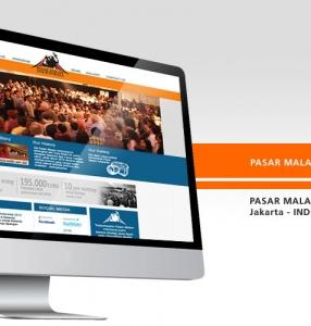 PASAR MALAM INDONESIA – Website Design