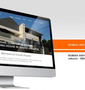 RUMAH ANYELIR – Website Design