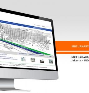MRT JAKARTA – Website Design